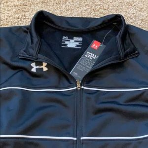 NEW WITH TAGS Under Armour Full Zip